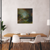 Ivona Radic In Dreams 61x61 Abstract Landscape.insitu Dining Room