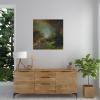 Ivona Radic In Dreams 61x61 Abstract Landscape.insitu Living Room