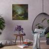 Ivona Radic In Dreams 61x61 Abstract Landscape.insitu Sitting Room