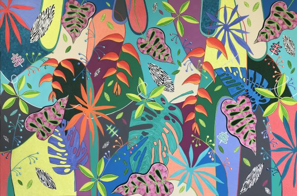 Jungle Fever Front On