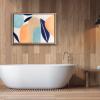 Lanaalasamirdiamond Pebbly Bathroom