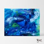 Lost Sea  – Painting