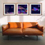Ode to Sydney Opera House (Triptych) – Ltd Ed Print