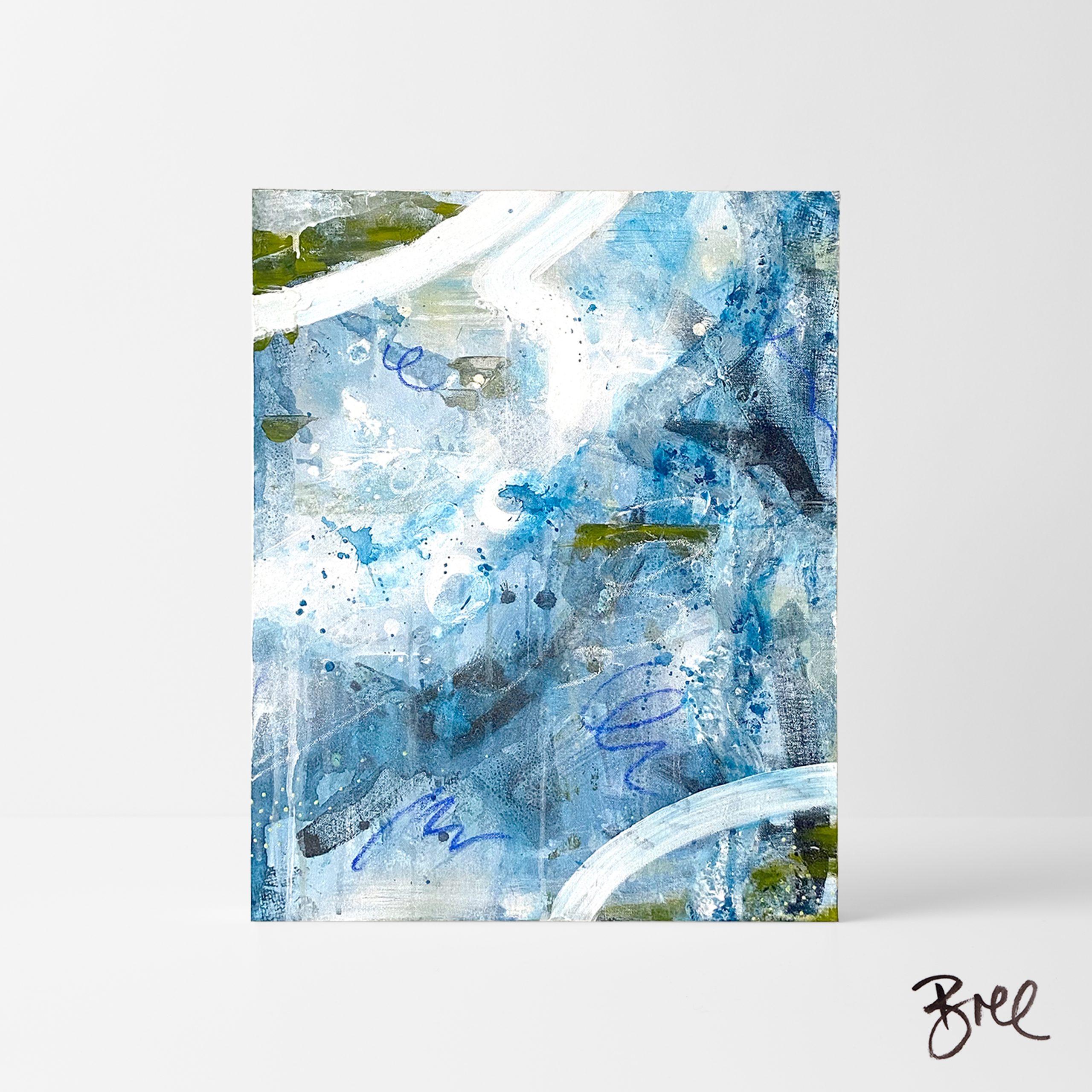 8×10″,art,canvas,mock Up, ,portrait