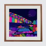 Sydney Harbour Sunset – Ltd Ed Print (Iconic series)