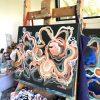Untamed Love On My Easel 1