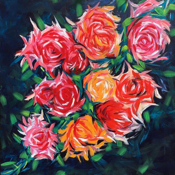 Wild Flowers Lr
