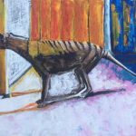 Thylacine Abstract