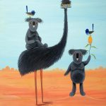 Explorers – Koala Emu and Wren