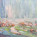 Water Lilies No 45