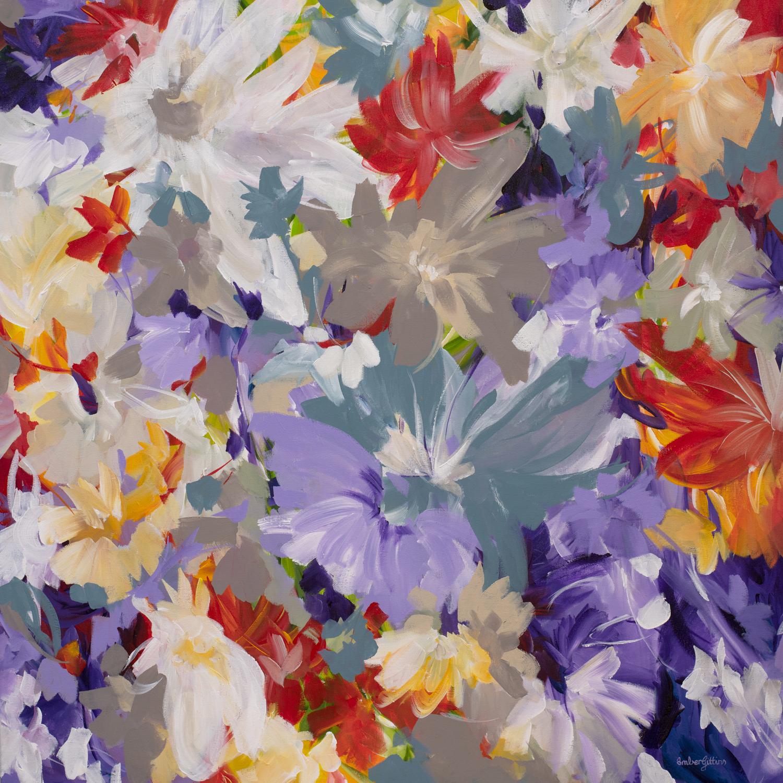 Bursting With Love By Amber Gittins
