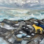 Dingo And The Blue Princess –  Sold
