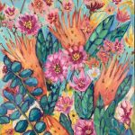 Magnificent Magenta Blooms