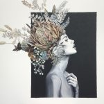 Thistle and Fern V – Ltd Ed Print
