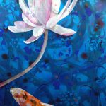 Sheltered by the Lotus