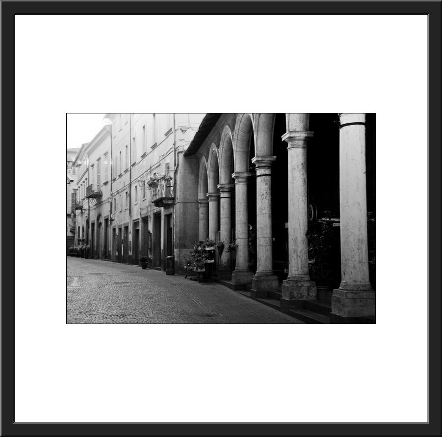 Pcb1521ob Orvieto Framed