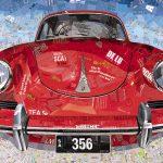 Porsche 356 – Ltd Ed Print