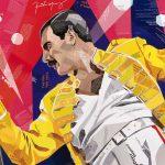 Fabulous Freddie – Ltd Ed Print