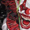 Sue Dowse Scary Clown Detail