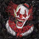 Scary Clown – Ltd Ed Print