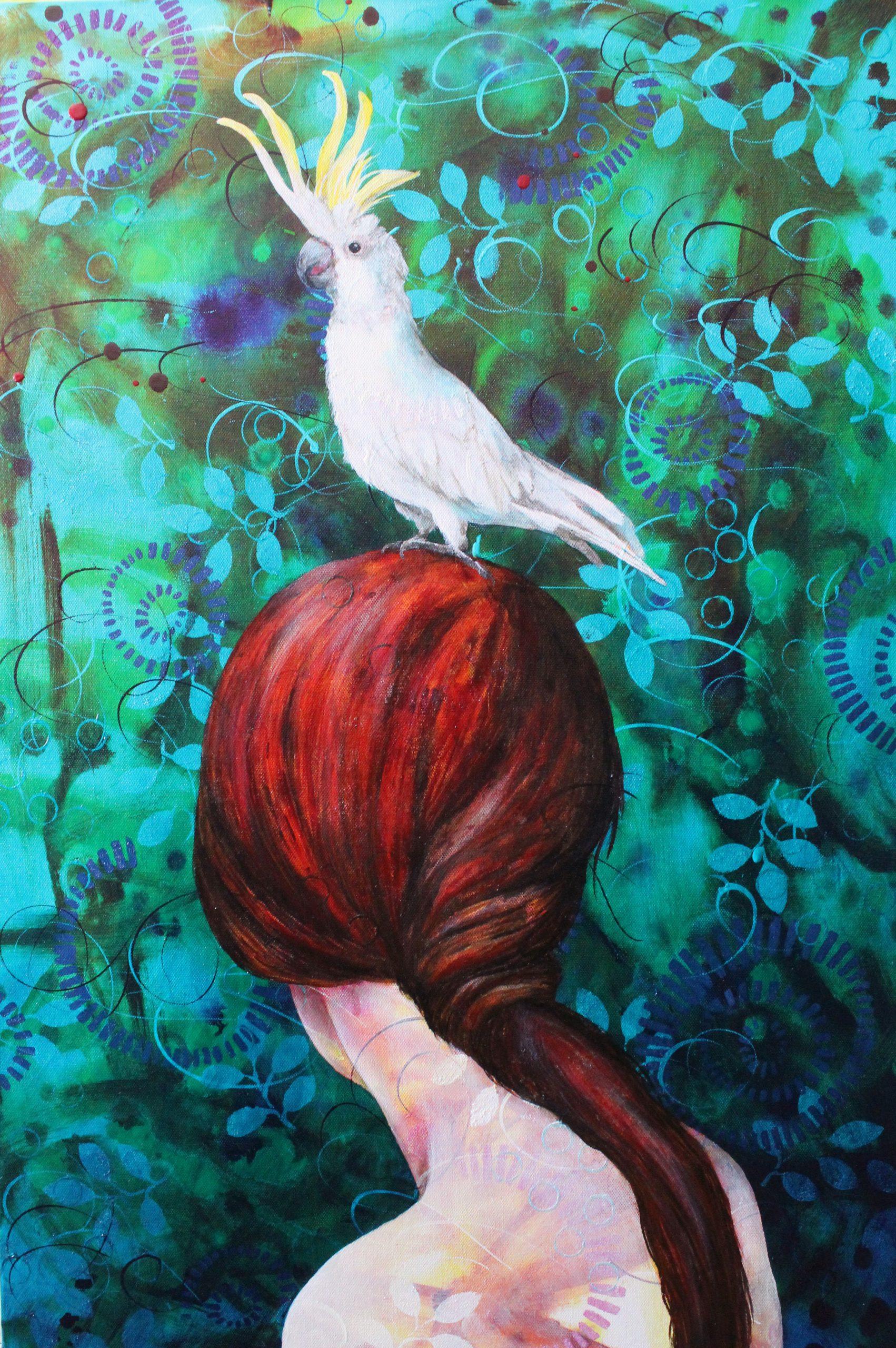 Cockatoo Crwon High Res
