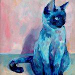 Cat sketch 3