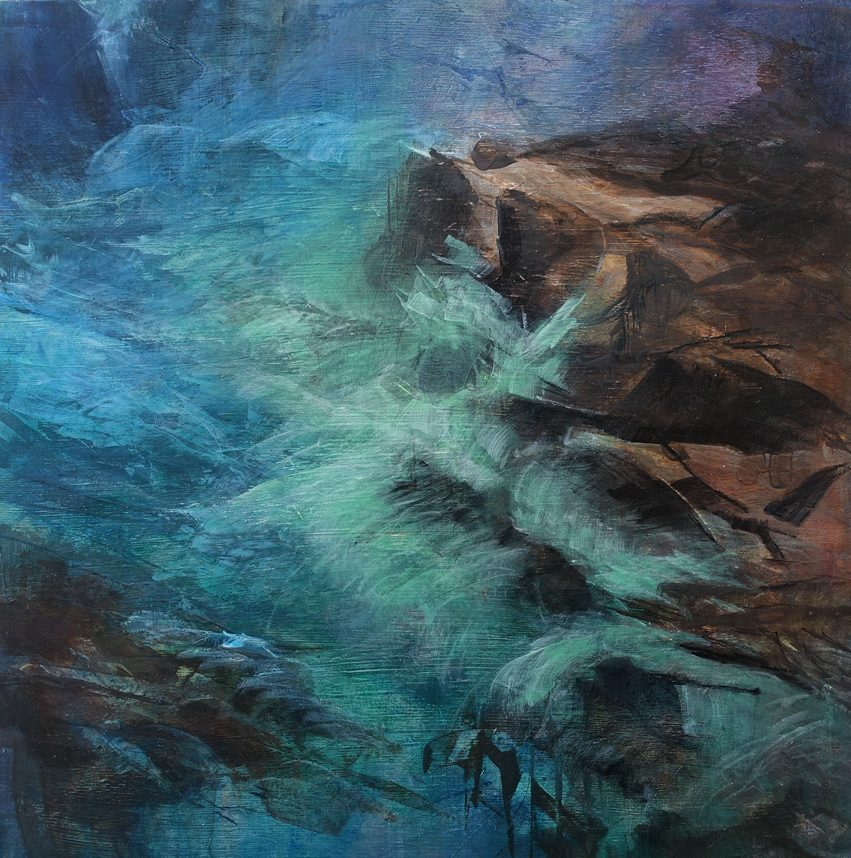 Moon Tide By Patricia Walsh