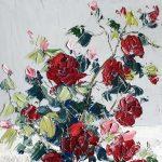 Little Red Rambling Roses
