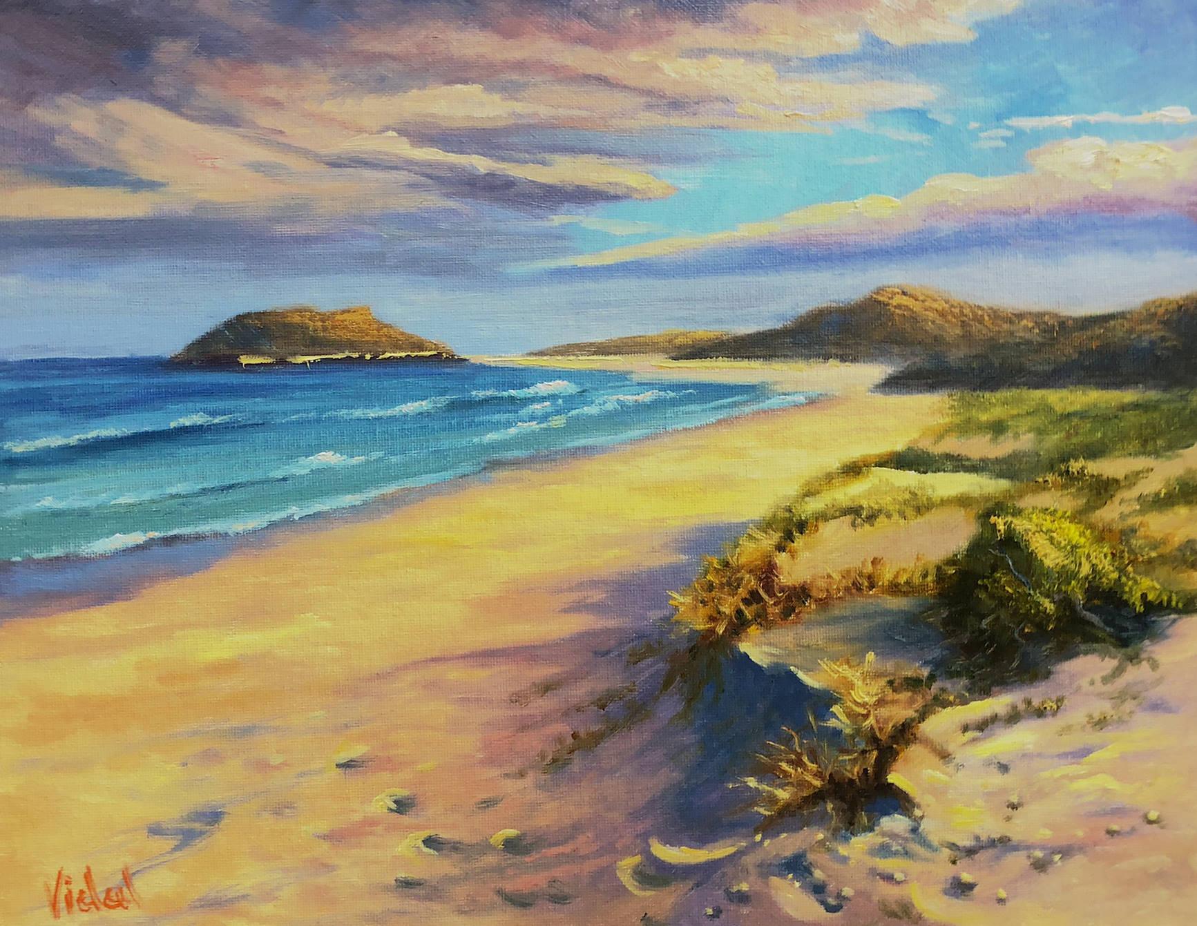 2021p9 Beach Sunset Near Ulladullav2b