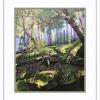 A Fresh Start Print Framed