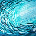 Aqua Fish Wave