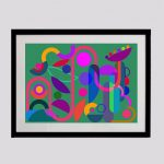 Balance – Vibrant Modernist Abstract Ltd Ed