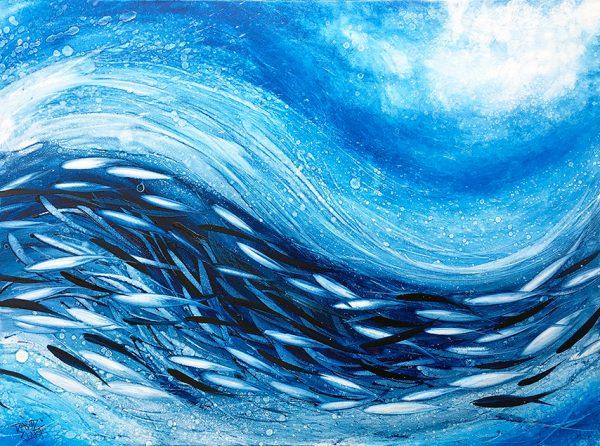 Blue Fish Lr