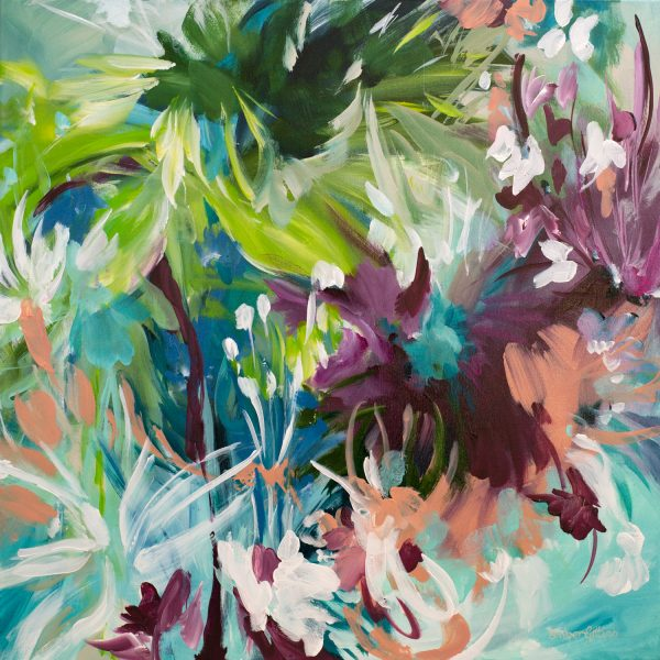 Escape To The Tropics By Amber Gittins