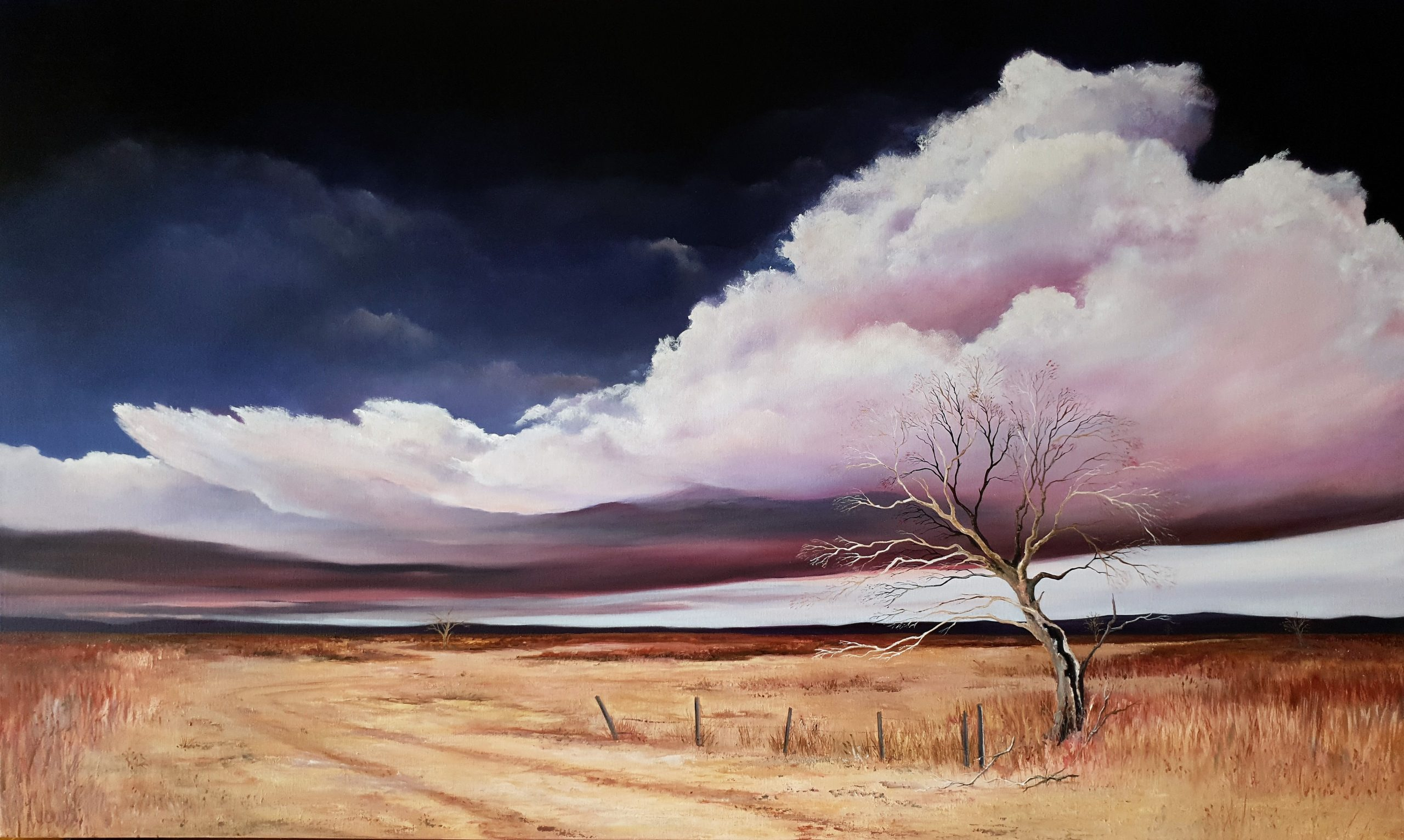 Forget Not That The Earth Delights To Feel Your Bare Feet Lucinda Leveille Art Lovers Australia