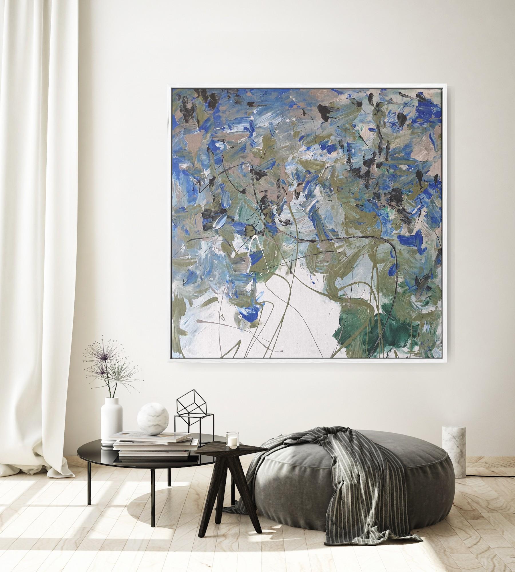 Gabriela Azar Schreiner Large Painting Abstract Art 11dsg4