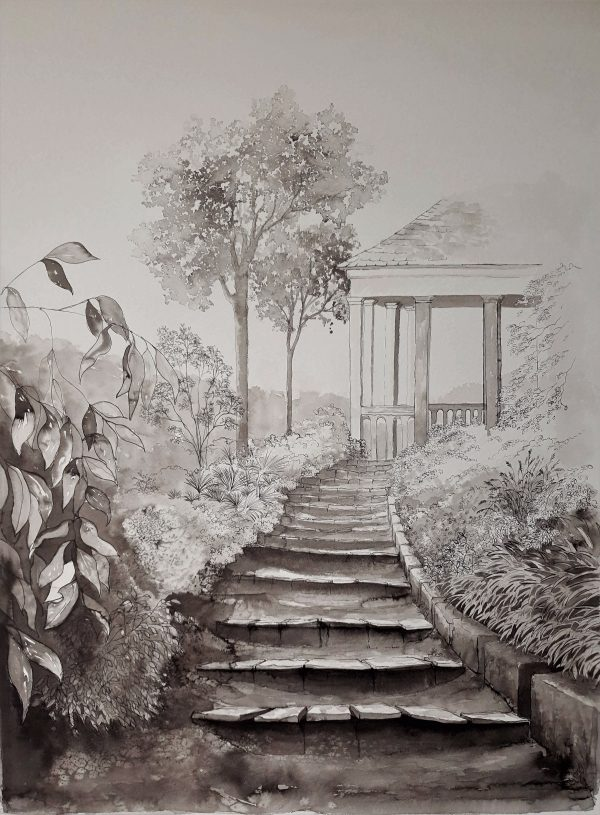 Garden Folly Lucinda Leveille