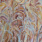 Wild Flower – framed in Oak
