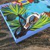 Kookaburra Abstract Australia 3