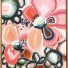 Love My Way Jen Shewring 2021 53x63 Framed Acrylic On Canvas