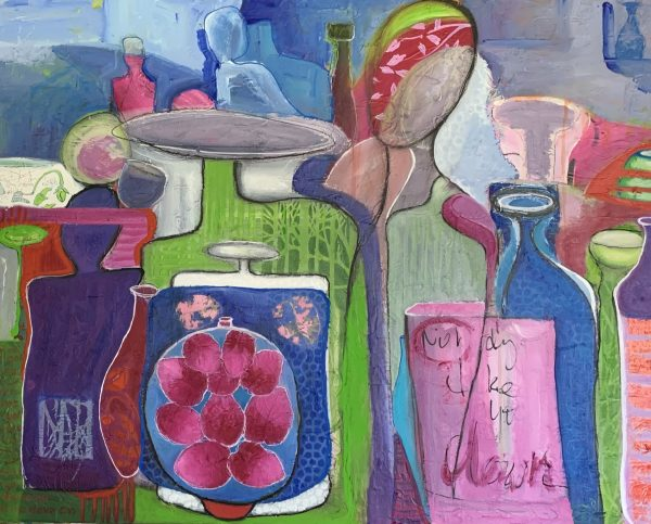 Marijke Lambregtse A Dream Like Mine 76x61