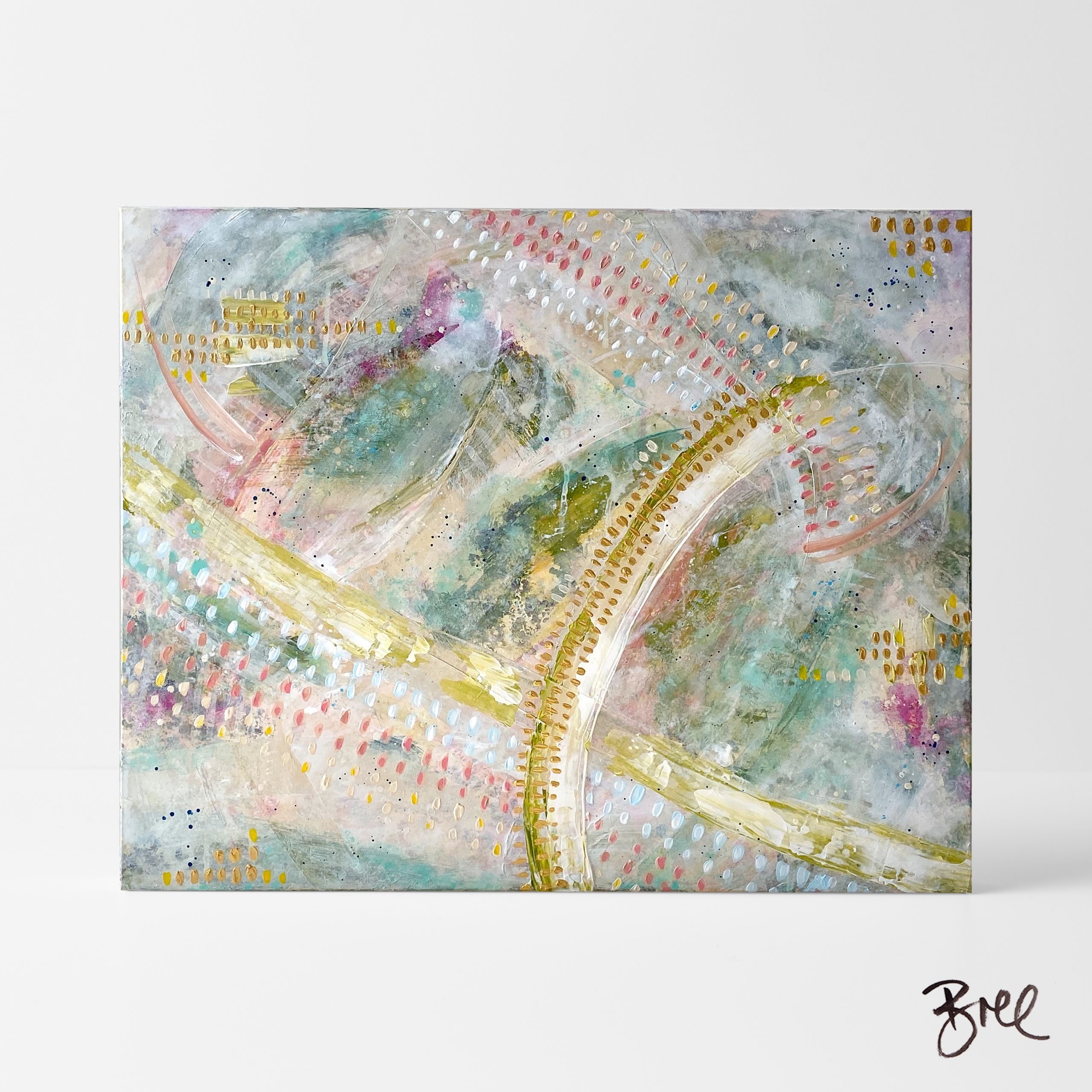 8×10″,art,canvas,mock Up, ,landscape