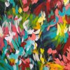 Splash Paradise Colourful Abstract Painting By Australian Artist Amber Gittins Cropped 1