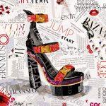 Versace Medusa Platform Shoe – Ltd Ed Print
