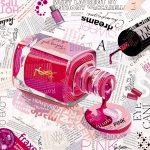 YSL Spilled Nail Polish – Ltd Ed Print