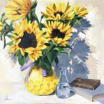 Sunflowers – Ltd Ed Prints