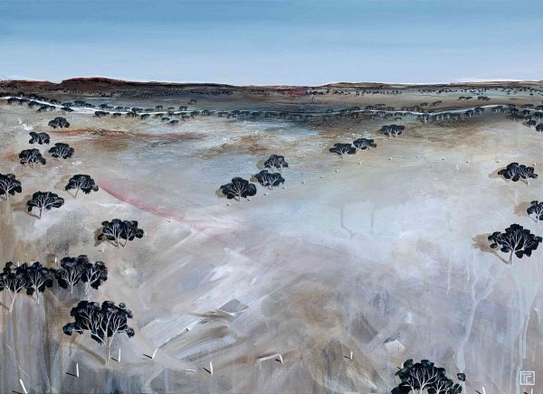 Tania Chanter The Trail Australian Art