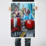 They loved an adventure Ltd Ed Giclee Print