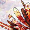 Banksia Leaf Detail