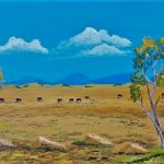Cattle on the Plains
